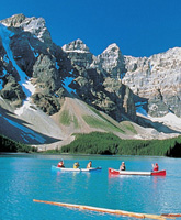 Canadian Rockies Family trips